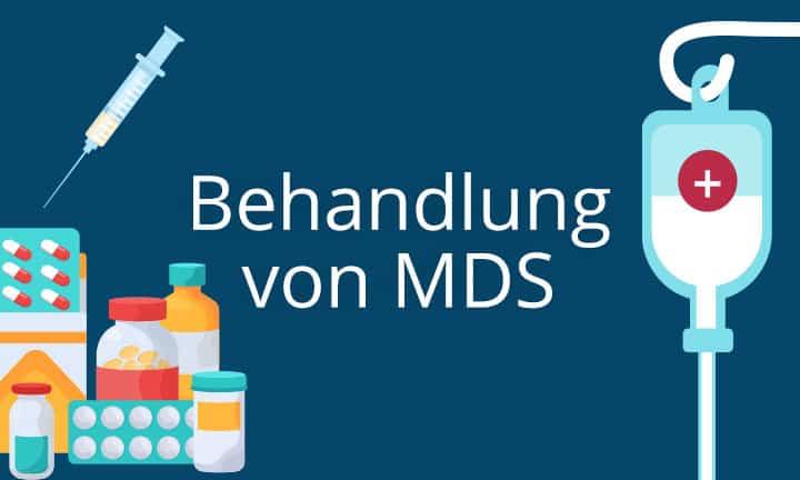 Behandlung von MDS